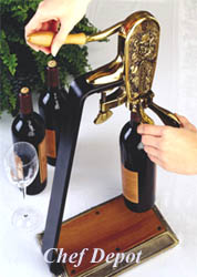 LeGrape Uncorking Machine