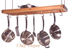 ro pot and racks extra rogar com hooks kitchensource roextra rack chains htm