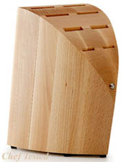 Type 301 Porsche Designed Wood Knife Block