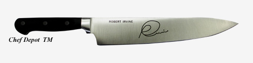 Chef Robert Irvines new Chef Knife