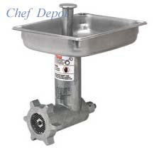 Hobart / Berkel Mixer Hub Meat Grinder Attachment