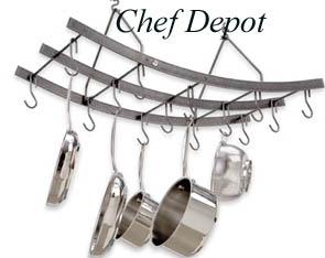 Our Favorite New Design Pot Rack