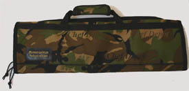 Camo Knife Case