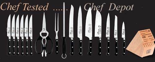 17 pc. Messermeister Knife Set