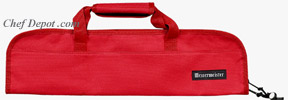 Red Knife and Gun Case