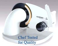 Chefs Electric Deli Slicer