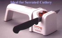 Serrated Knife Diamond Sharpener