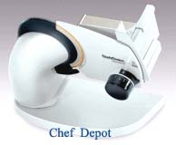Chef Choice 6320 Electric Deli Slicer