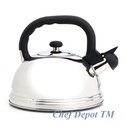 Chefs Elegant Tea Kettle