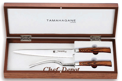 Tamahagane Carving Set