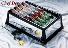 Beverage Displays for parties and catering