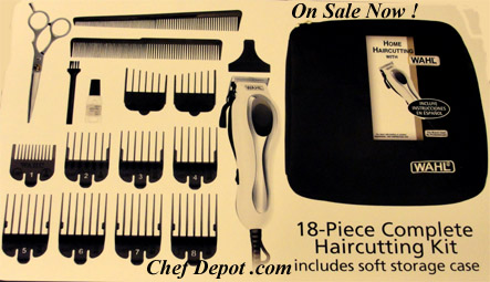 Stylist and Barber Electric Hair Clippers