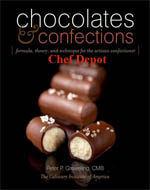 Professional Chocolate Book