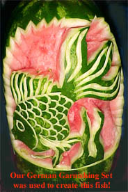 Fish Watermelon