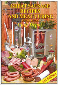 Sausage Making & Meat Curing Cookbook