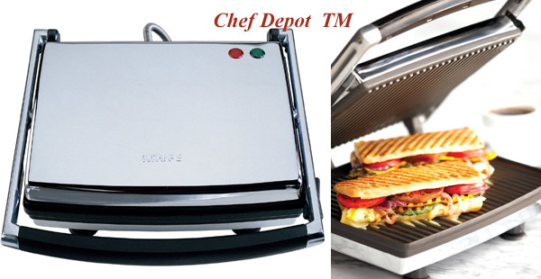 Electric Panini Maker