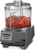 Waring Food Processor Robot Coupe Blenders Tailgate